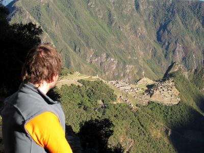 Machu Picchu desde Intipunku